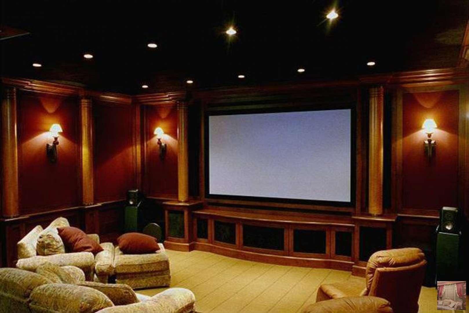 Домашний кинотеатр своими руками ремонт